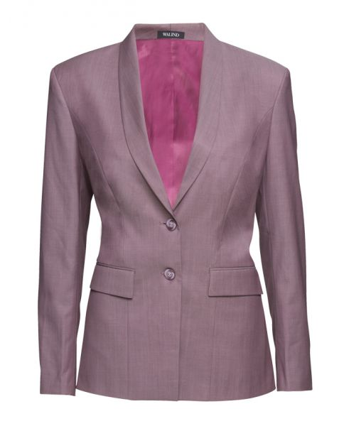 Angelica jacket dusty pink